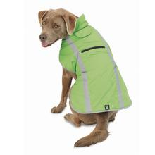 Madison Dog Parka - Apple Green