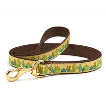 Succulents Dog Leash by Up Country