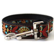 Mandala Star Parisian Deco Dog Leash by Diva Dog