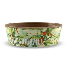 Margaritaville Hawaiian Tropic Dog Bowl by TarHong - Large