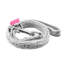 Margaux Dog Leash By Pinkaholic - Grey