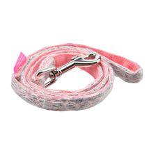 Margaux Dog Leash By Pinkaholic - Pink