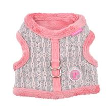 Margaux Jacket Dog Harness By Pinkaholic - Pink