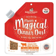 Stella & Chewy's Marie's Magical Dinner Dust Powdered Dog Food Topper - Beef