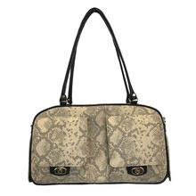 Marlee Dog Carrier by Petote - Python