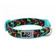 Eighties Adjustable Clip Dog Collar By RC Pets