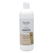 Martha Stewart All-Purpose Shampoo for Dogs with Oatmeal and Aloe