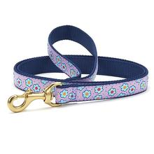 Flower Field Dog Leash by Up Country