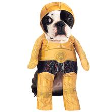 Star Wars Walking C3PO Dog Costume