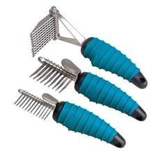Master Grooming Tools Ergonomic Dematting Tools for Dogs and Cats