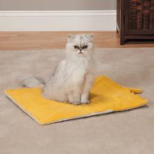 Meow Town ThermaPet Cat Mat - Yellow
