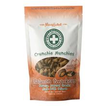 Meowjuana Crunchie Munchie Cat Treats - Salmon Smackers
