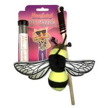 Meowjuana Get Buzzed Refillable Bee Cat Toy
