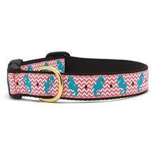 Seahorse Dog Collar by Up Country