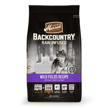 Merrick Backcountry Raw-Infused Grain-Free Dry Dog Food - Wild Fields Recipe