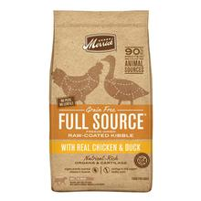 Merrick Full Source Grain-Free Raw-Coated Kibble with Real Chicken & Duck