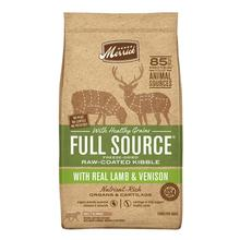 Merrick Full Source with Healthy Grains Raw-Coated Kibble with Real Lamb & Venison