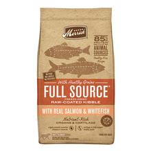 Merrick Full Source with Healthy Grains Raw-Coated Kibble with Real Salmon & Whitefish