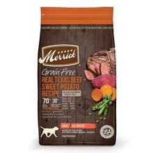 Merrick Grain-Free Dry Dog Food - Real Texas Beef & Sweet Potato Recipe