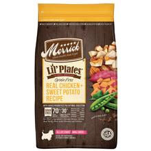 Merrick Lil'Plates Small Breed Grain-Free Dry Dog Food - Real Chicken & Sweet Potato Recipe