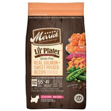 Merrick Lil'Plates Small Breed Grain-Free Dry Dog Food - Real Salmon & Sweet Potato Recipe