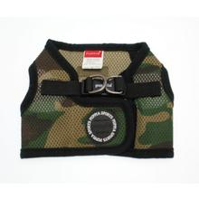 Mesh Soft Harness Vest by Puppia - Camo