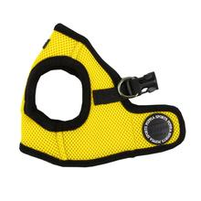 Mesh Soft Harness Vest by Puppia - Yellow