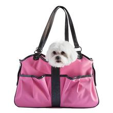 Metro 2 Classic Dog Carrier by Petote - Fuchsia