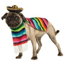 Rubie's Sarape Pet Costume