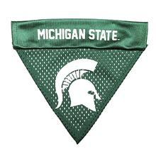Michigan State Spartans Dog Bandana Collar Slider