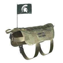 Michigan State Tactical Vest Dog Harness