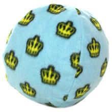 Mighty Ball Dog Toy - Blue Crown