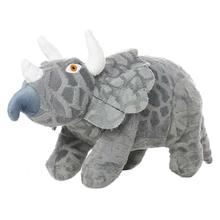 Mighty Dinosaur Dog Toy - Triceratops