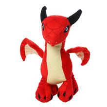 Mighty Dragon Dog Toy - Red