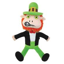 Mighty Mythical Series Dog Toy - Lester Leprechaun