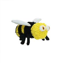 Mighty Microfiber Ball Dog Toy - Bee