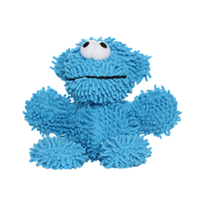 Mighty Microfiber Ball Dog Toy - Blue Monster