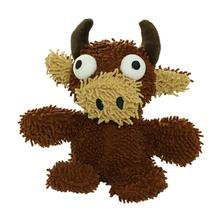 Mighty Microfiber Ball Dog Toy - Bull