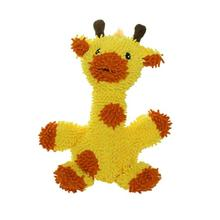 Mighty Microfiber Ball Dog Toy - Giraffe