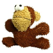 Mighty Microfiber Ball Dog Toy - Monkey