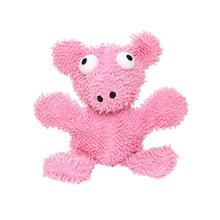 Mighty Microfiber Ball Dog Toy - Pig