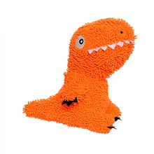 Mighty Microfiber Ball Dog Toy - T-Rex