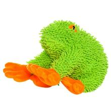 Mighty Microfiber Dog Toy - Frog