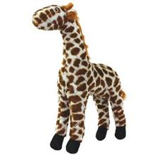 Mighty Safari Dog Toy - Gina the Brown Giraffe