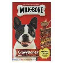 Milk-Bone GravyBones Small Biscuit Dog Treats
