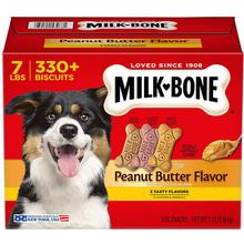 Milk-Bone Small/Medium Peanut Butter Flavor Variety Dog Treats