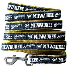 Milwaukee Brewers Officially Licensed Dog Leash