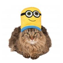Minion Knit Cat Hat Costume - Bob