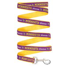 Minnesota Vikings Officially Licensed Dog Leash