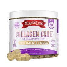 The Missing Link Collagen Care Soft Dog Chews - Calm & Focus